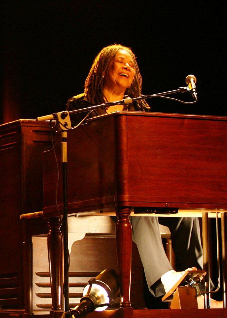 Rhoda SCOTT Organiste aux pieds nus - Artistic Production